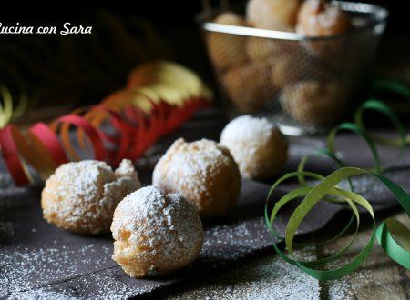 Favette di carnevale - ricetta veneta dello chef Antoniazzi