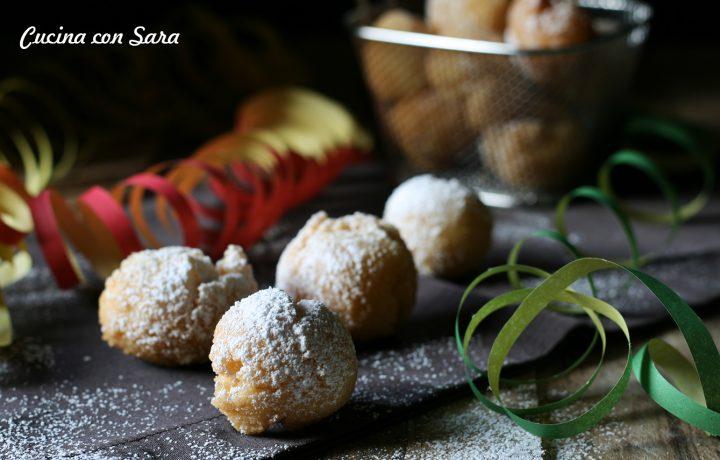 Favette di carnevale – ricetta veneta dello chef Antoniazzi