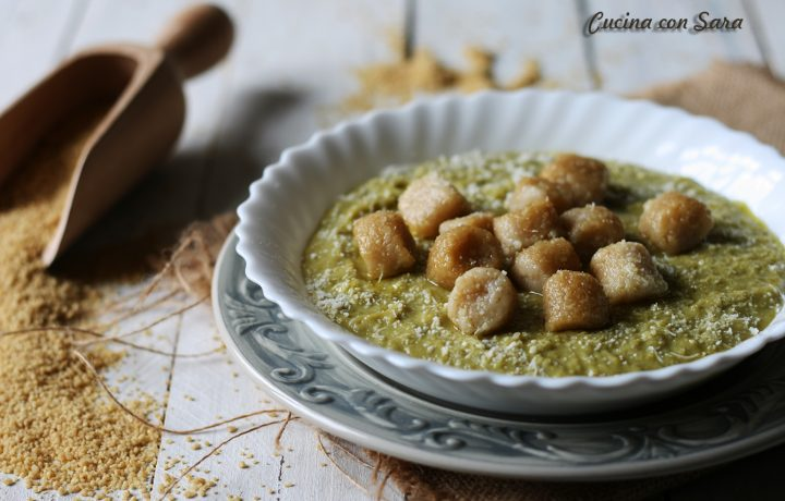 Gnocchi di cous cous ricetta archives cucina con sara - Cucina con sara ...