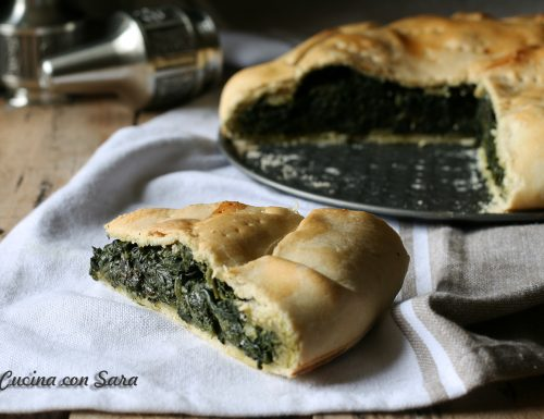 Ricetta erbazzone – specialità gastronomica reggiana
