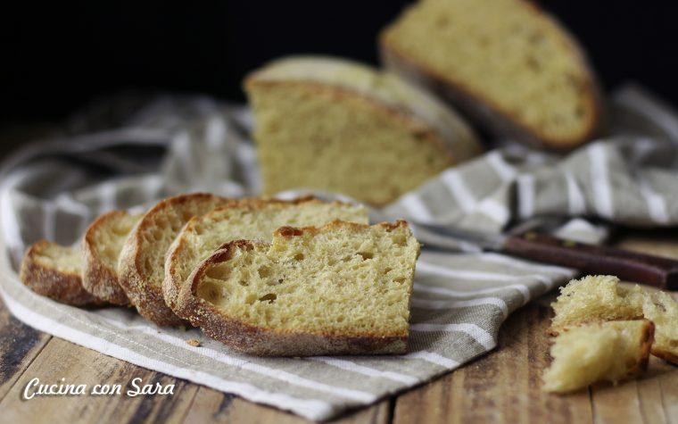 Ricetta pagnotta al malto tostato – solo 2 grammi di lievito di birra