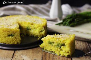 Ricetta torta di riso, cucina con sara