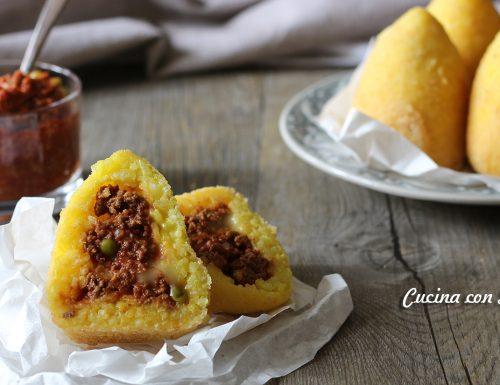 Arancini siciliani – ricetta originale ed infallibile