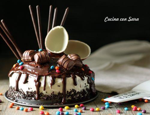 Drip cake: cos'è e come si prepara