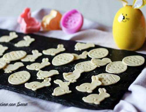 Pasta fresca pasquale – ricetta per bambini