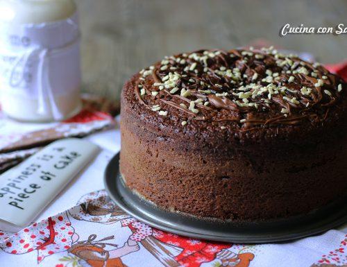 Ricetta torta cioccolato e caffè – senza burro