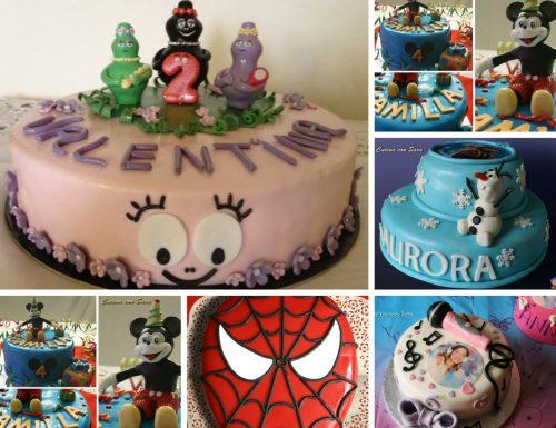 Torte per bambini – cake design