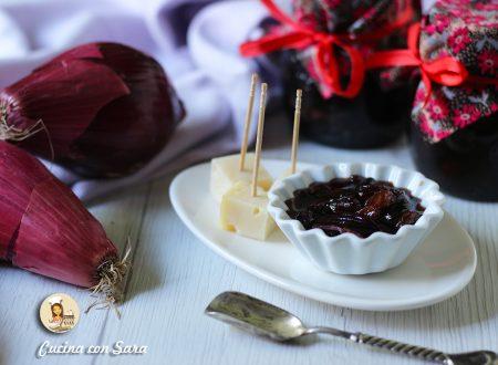 Confettura di cipolle di Tropea al balsamico
