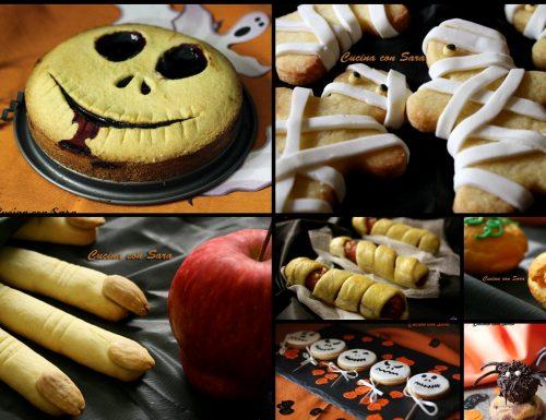 Ricette per Halloween – dolci e salati da paura
