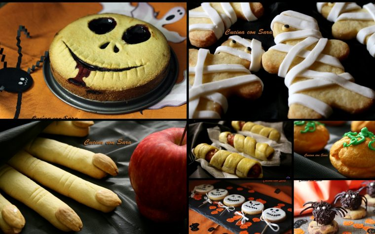 Halloween Archives - Cucina con Sara