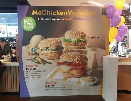 Il dietro le quinte di un ristorante McDonald's