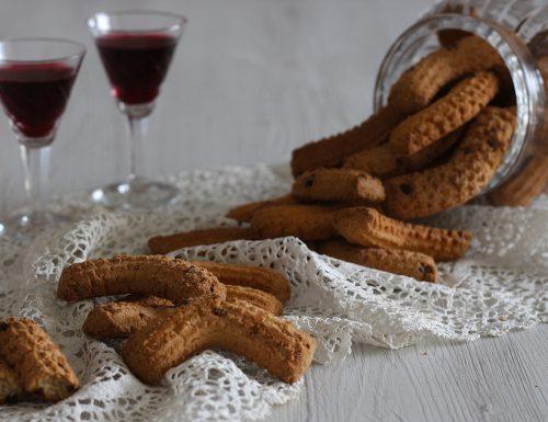 Krumiri classici e al cioccolato