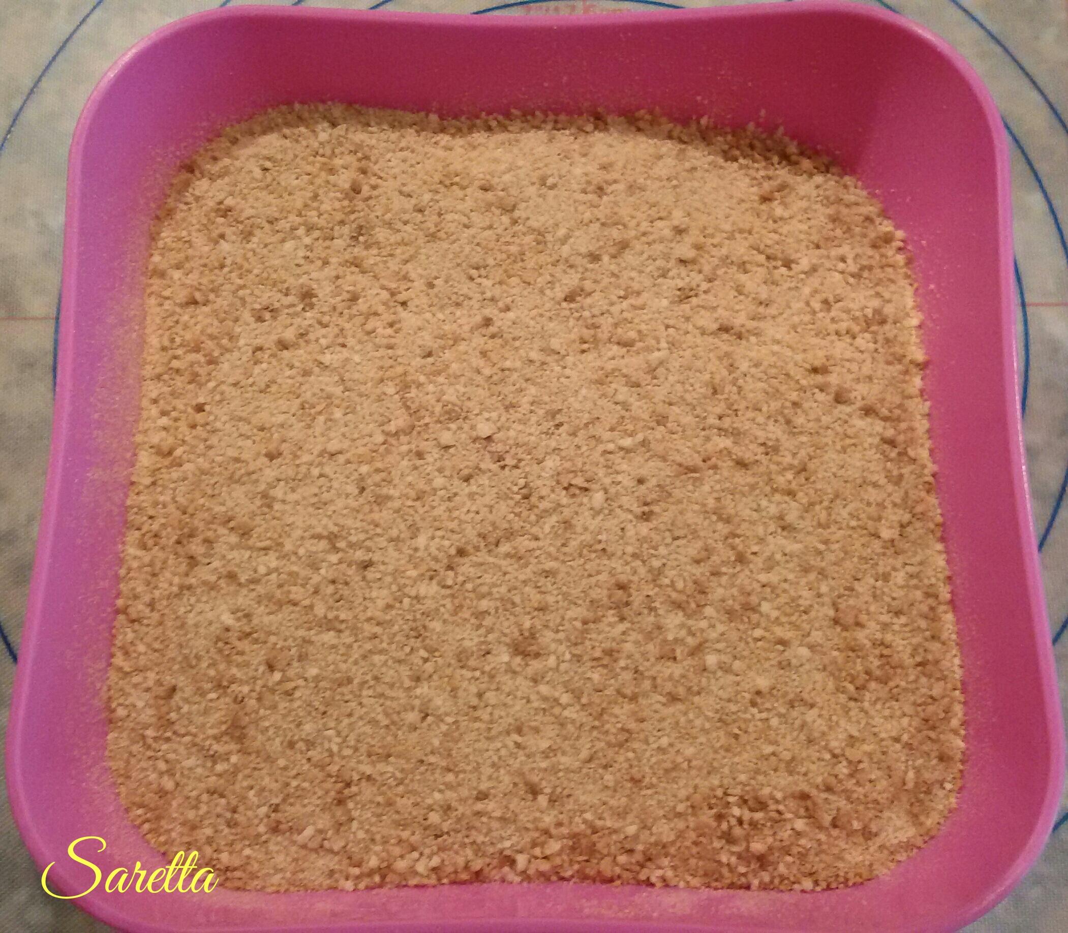 cheesecake al cucchiaio