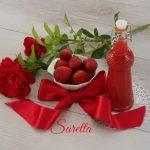 Sciroppo di fragole