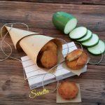 Medaglioni di zucchine impanati