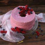 Angel cake di Saretta
