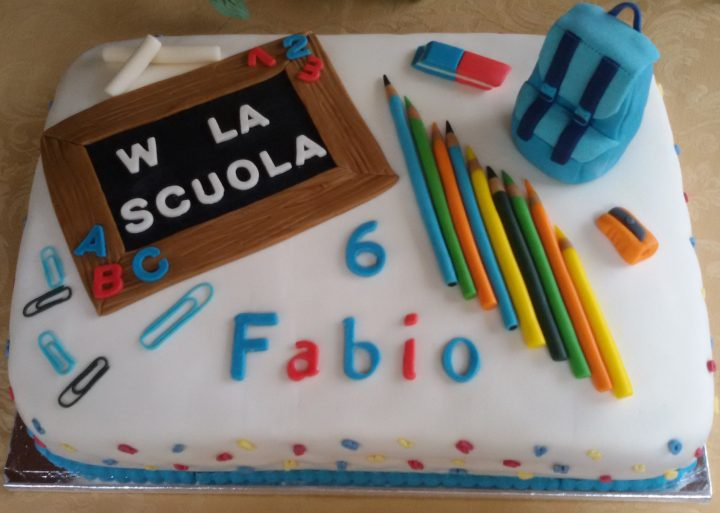torta scolastica