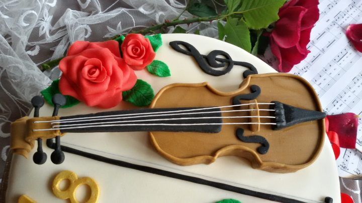 torta violino