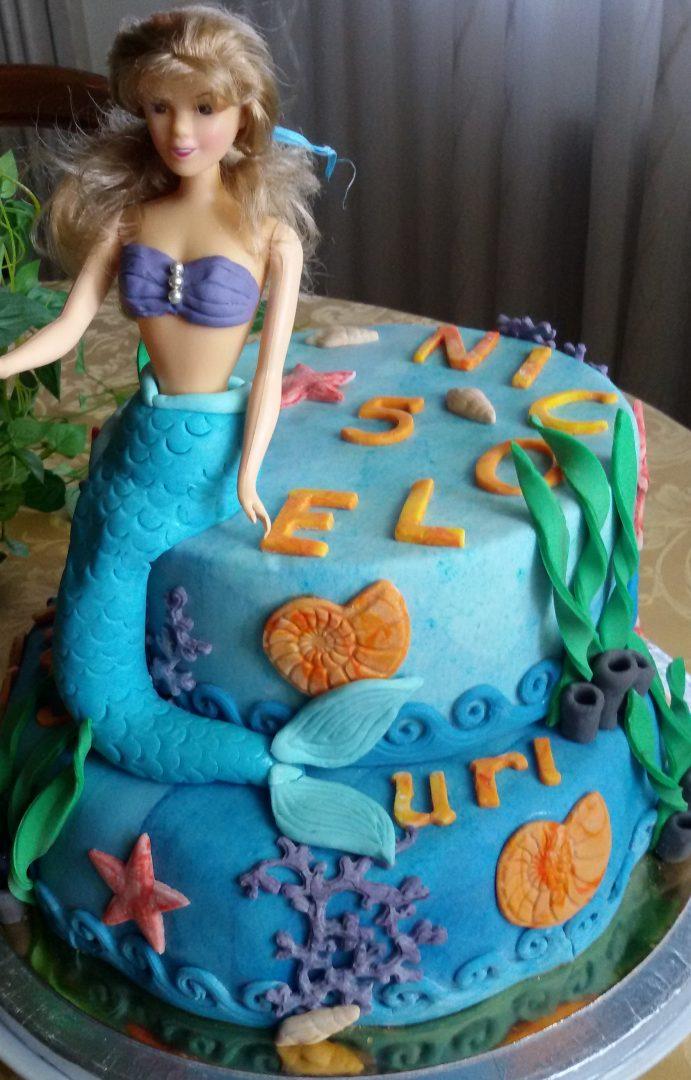 torta sirenetta