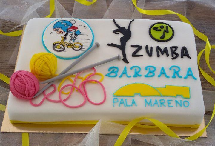 torta zumba