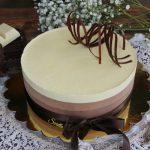 Mousse ai tre cioccolati di Ernst Knam – bake Off Italia 2017