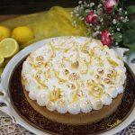 Torta Lemon meringue pie di Ernst Knam – Bake Off Italia 2017