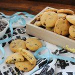 Cookies al cioccolato di Damiano Carrara – Bake Off Italia 2018
