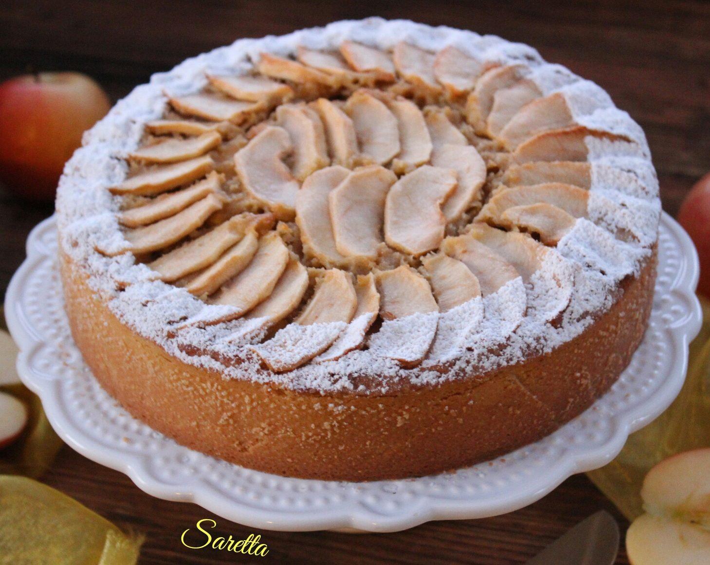 Ricetta Torta Di Mele Bake Off Italia.Apple Pie Di Damiano Carrara Torta Di Mele Bake Off Italia 2018 Cucina Con Saretta