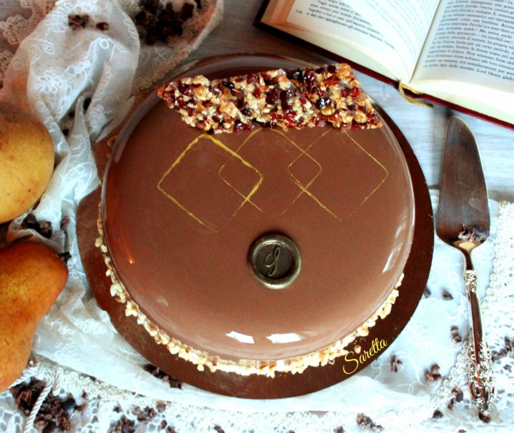 torta pera e cannella