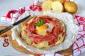 Pizza di patate alla Bismarck