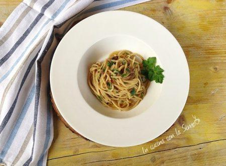 Spaghetti alla Acciugata