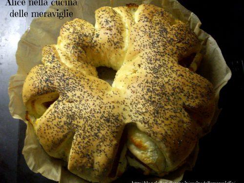 Pan brioche farcito, ricetta lievitato salato