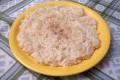 Risotto pere e cannella, ricetta primo piatto vegetariano