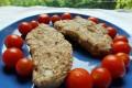 Bistecche di tacchino impanate con farina di mandorle, ricetta secondo piatto di carne