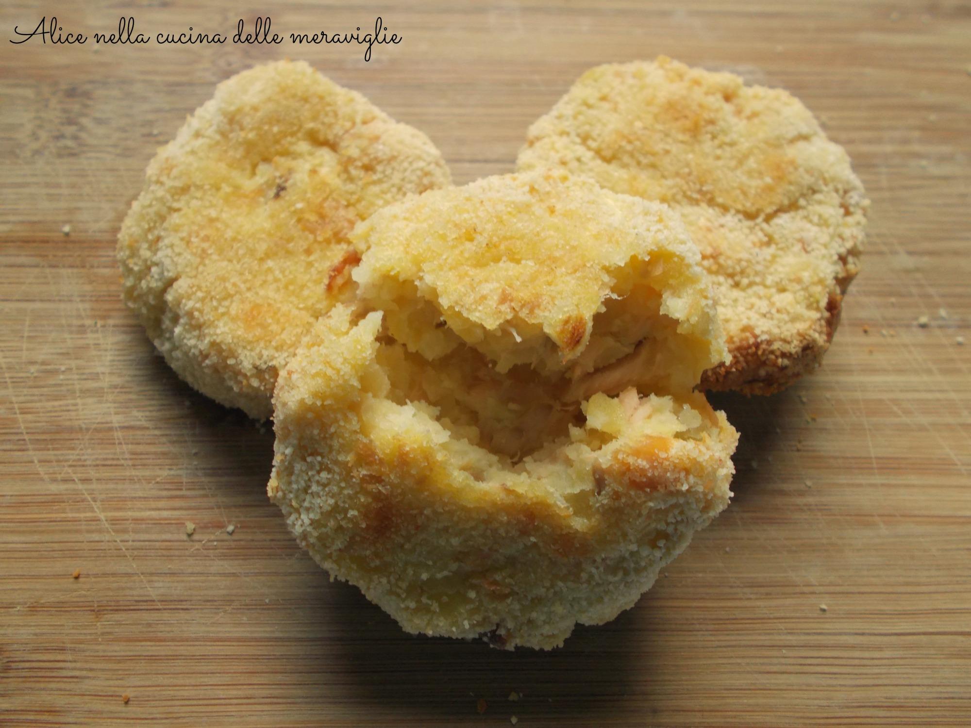 Potato and Salmon Croquettes | Alice nella cucina delle meraviglie