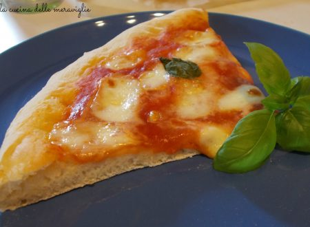 Pizza napoletana, ricetta base