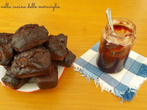 Mini panini al cacao con stevia, ricetta dolce cotto al vapore (senza uova e senza burro)