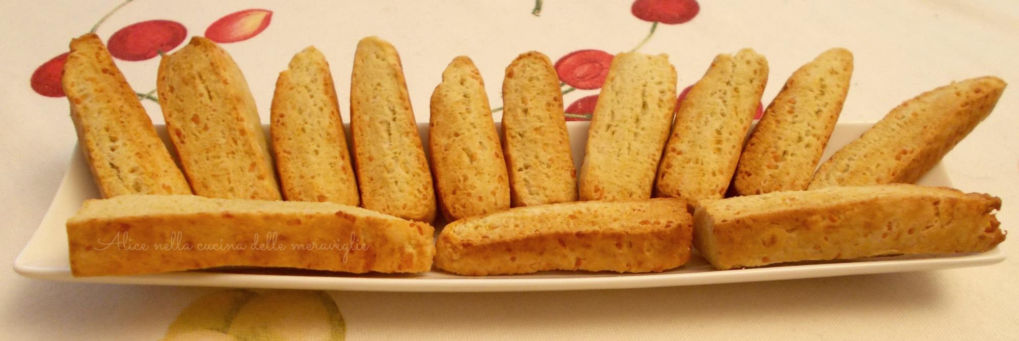 Bastoncini di pane Ricetta antipasto Alice nella cucina delle meraviglie