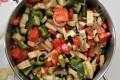 Ratatuja, ricetta contorno vegano