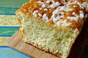 Pan brioche allo sciroppo d'acero e yogurt, ricetta lievitato dolce (senza burro)