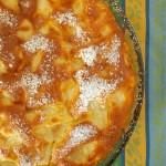 Torta di pere Ricetta dolce light Senza burro Alice nella cucina delle meraviglie