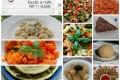 Raccolta di ricette: piatti vegani