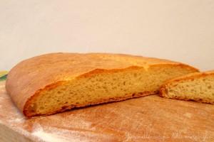 Pane al purè (pane con fiocchi di patate), ricetta lievitato