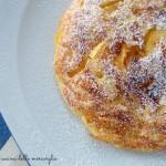 Frittata dolce alle mele Ricetta dolce cotto in padella Alice nella cucina delle meraviglie