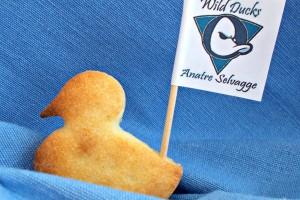 Biscotti alla panna per Anatre Selvagge, ricetta dolce (senza burro)