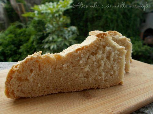 Pane con farina di riso, ricetta lievitato