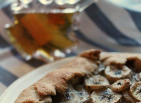 Galette alla banana e sciroppo d'acero, ricetta dolce (senza zucchero)