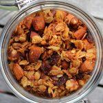 Granola fatta in casa Ricetta dolce Alice nella cucina delle meraviglie