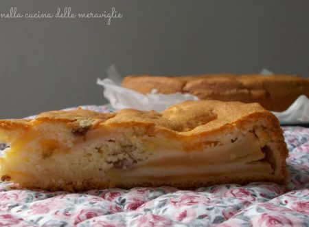Ortisei apple cake