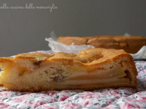 Ortisei apple cake